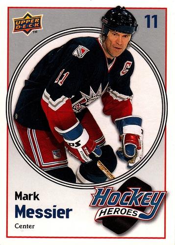 2009-10 Upper Deck Hockey Heroes #HH25 (1)