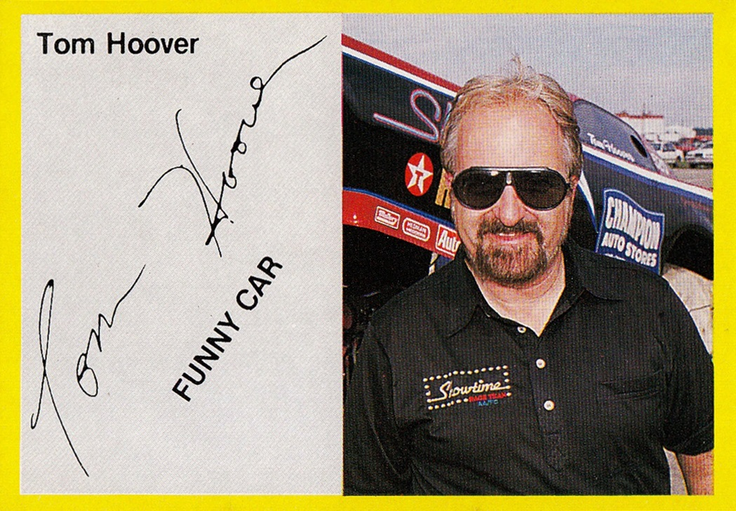 Drag Racing Champions 1989 Tom Hoover (1)