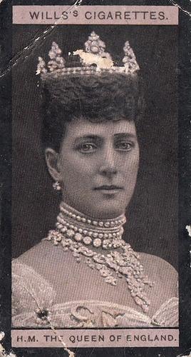 1908 Wills European Royalty #002 (1)