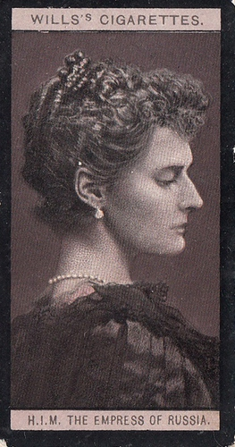 1908 Wills European Royalty #051 (1)