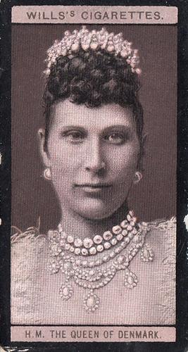 1908 Wills European Royalty #052 (1)