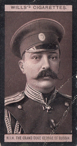 1908 Wills European Royalty #068 (1)
