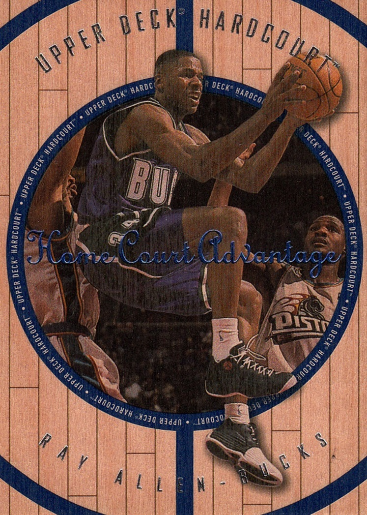 1998-99 Hardcourt Home Court Advantage #20 (1)