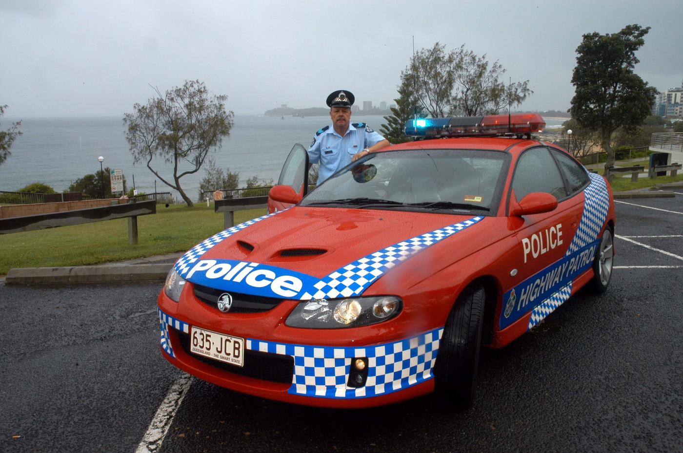 Australia - Queensland Traffic Police