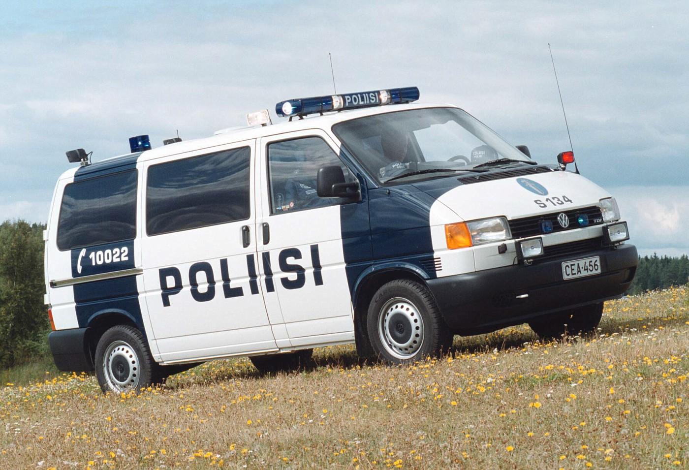 Finland -  poliisi