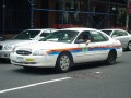 NYC Sanitation patrol Ford Taurus