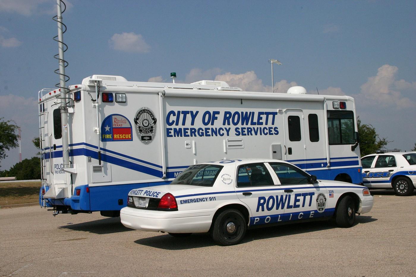 Rowlett Police
