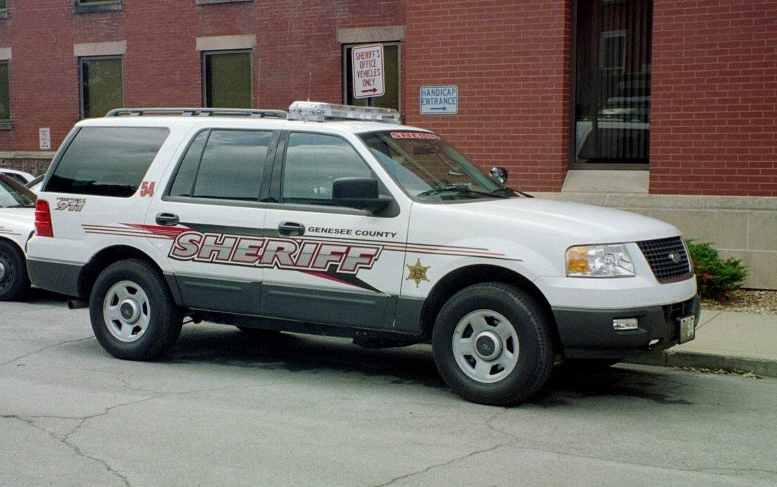 NY - Genesee County Sheriff