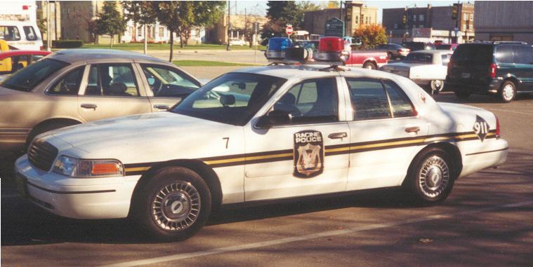 WI - Racine, WI, Police