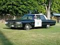 1966 Dodge Polara- CHP clone