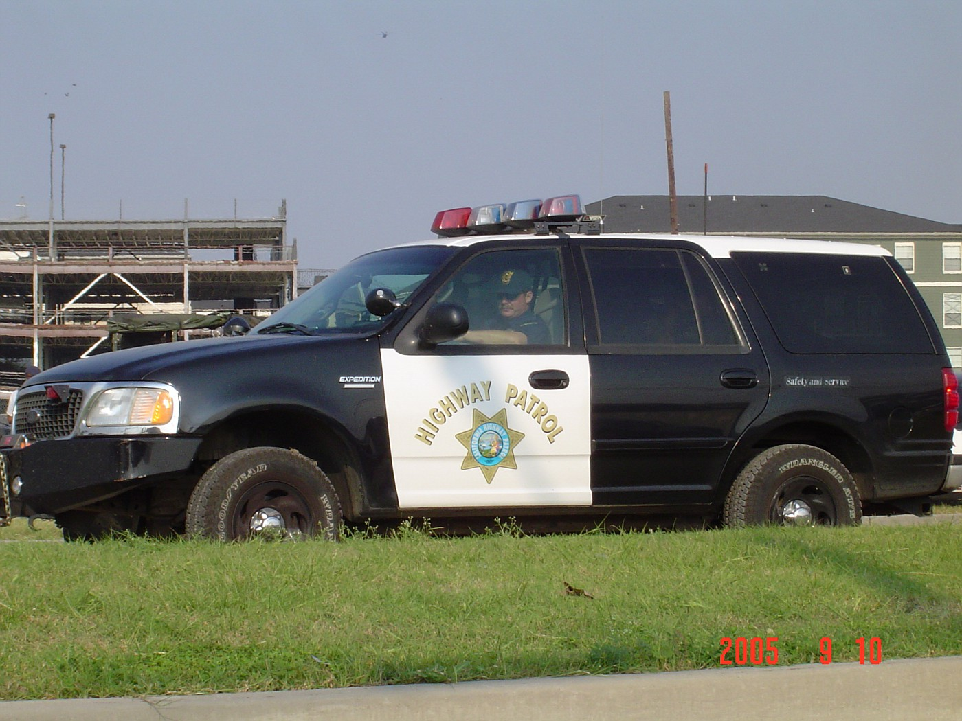 CA Highway Patrol