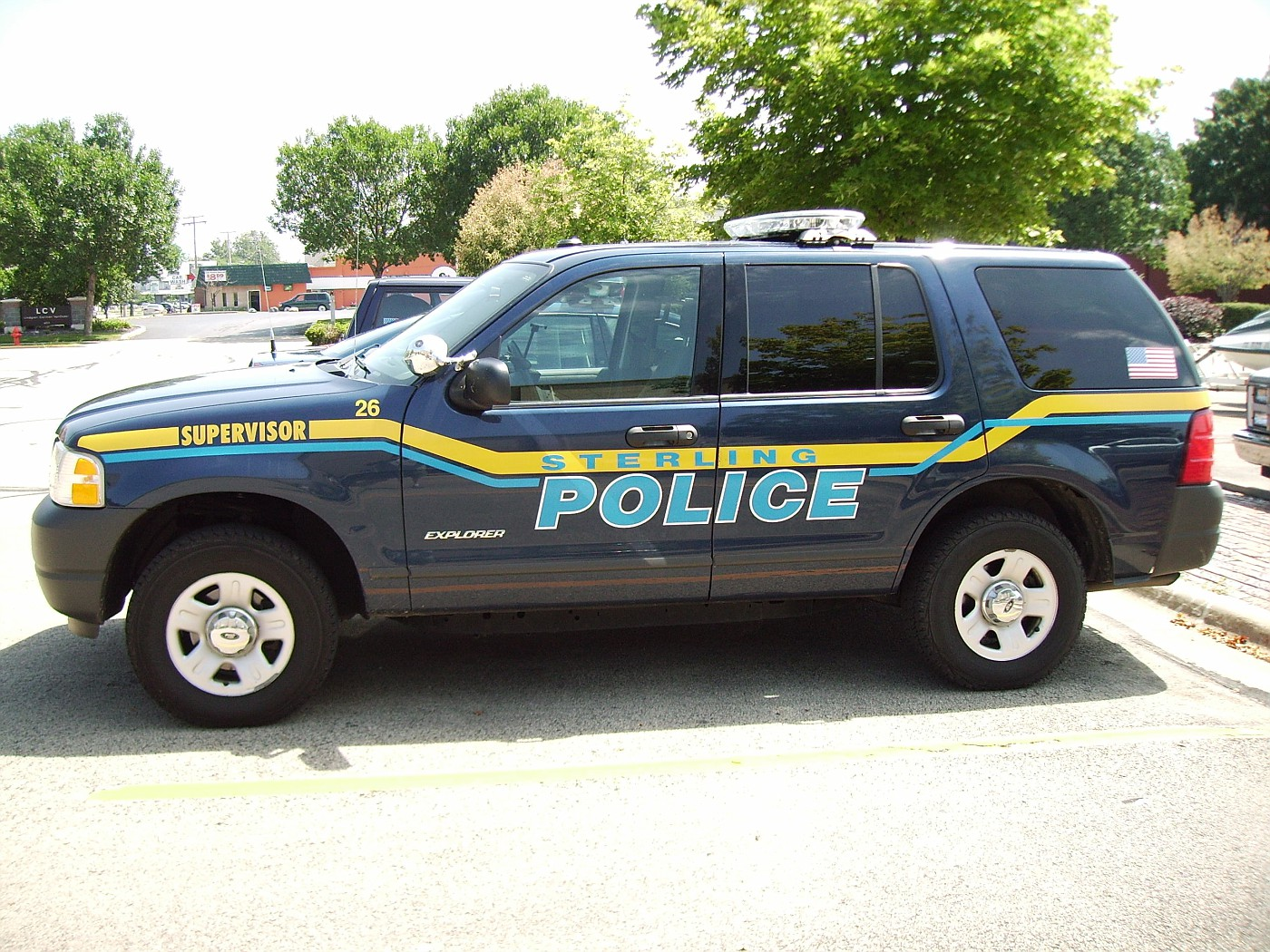 IL - Sterling Police