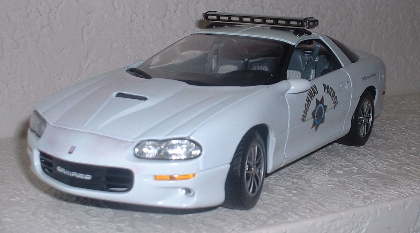 CHP Camaro