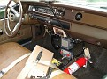 interior of the 1968 Plymouth