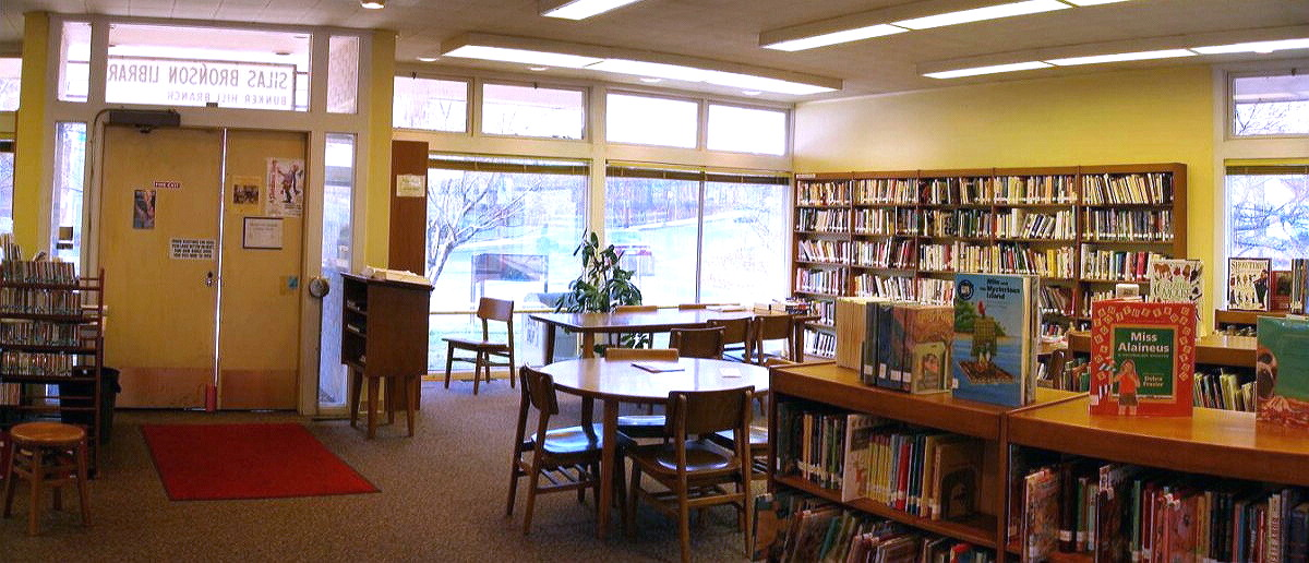 WATERBURY - BUNKER HILL BRANCH LIBRARY - 08