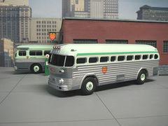 Gray Coach Lines, Toronto Canada