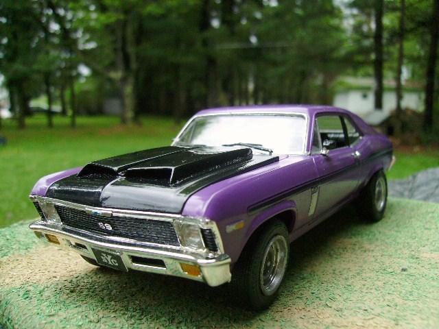 Photo 1969 Chevy Nova Ss Yenko Erin Build 1969 Nova Ss Purple