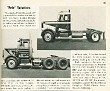 May 1973 Peterbilt 359 Variations