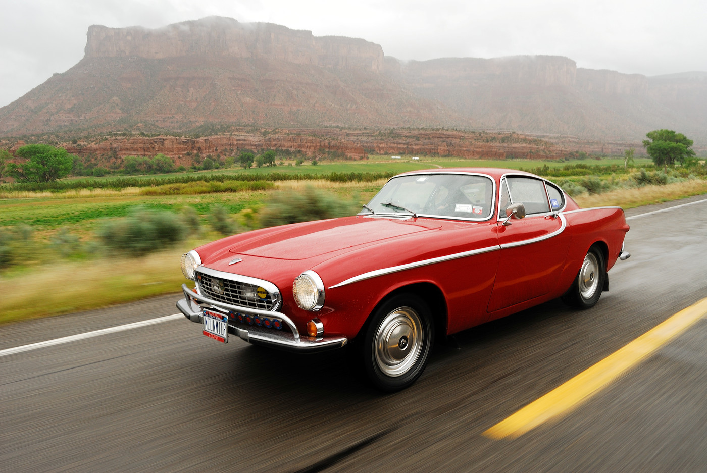 Photo: 09 1966 Volvo P1800 DSC 3335 | 1966 Volvo P1800 album ...