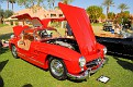 1957 Mercedes-Benz 300SL Gullwing owned by Donald Minkoff