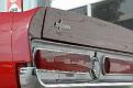 1967 Shelby EXP500 Convertible prototype rear spoiler detail view DSC 7741