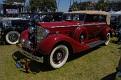 1934 Packard 1101 Dietrich four-door convertible sedan owned by Tom O'Hara