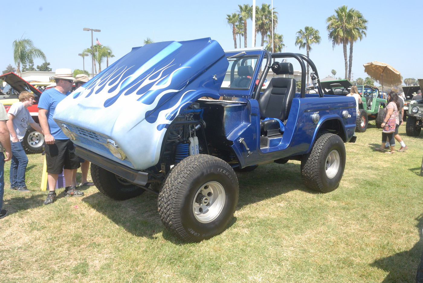 1968 Ford Bronco owned by Jeff Geisler DSC 4895