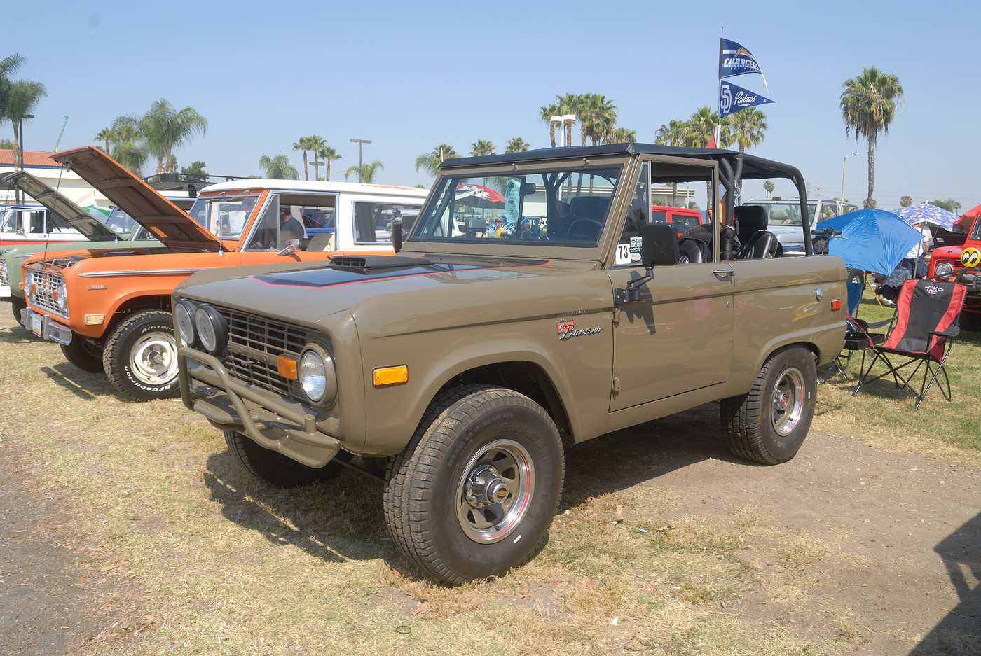 19XX Ford Bronco owned by Jason Sacco DSC 4843
