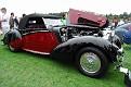 1939 Lagonda V12 Rapide Convertible front exterior view