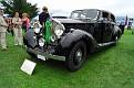 1939 Rolls-Royce Phantom III Gurney Nutting Saloon front exterior view