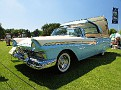 1957 Ford Fairlane 500 retractable hardtop owned by Paul & Suzanne Etheridge