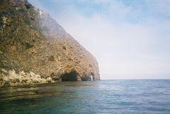 Santa Cruz Island Kayaking09