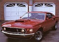 800-1969 Ford Mustang BOSS 429 Fastroof Coupe f3q