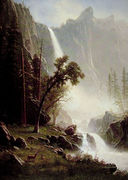 Bridal Veil Falls, Yosemite [c.1871-1873]