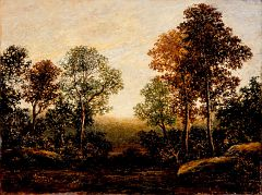 Landscape with Trees [c.1883-89]