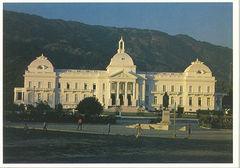 Haiti - PRESIDENTIAL PALACE NS