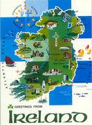 Ireland - SHAMROCK NS