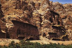 China - 1000 Buddhas Rock Carving