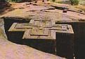 Ethiopia - Lalibela Rock Carving