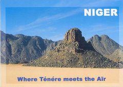 Niger - Tenere Desert