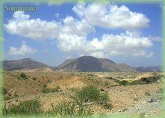 Somalia - Guban Desert
