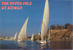 Egypt - Nile (World's Longest River)