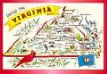 00- Map of VIRGINIA (VA)
