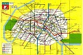 00- Map of METRO PARIS
