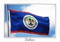 01- Belize Flag