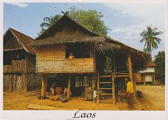 Laos - Traditional Family PE