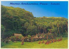 French Polynesia - Paea NF
