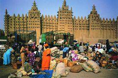 Mali - Market NT