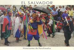 El Salvador - Historiantes de Panchimalco NF