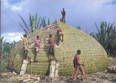 Ethiopia - Sidamo House Construction NT